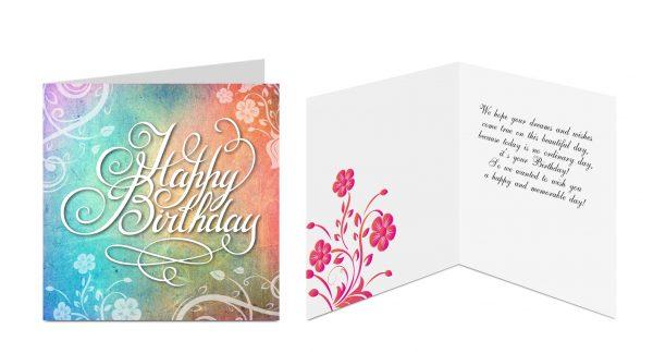 customised corporate birthday cards singapore