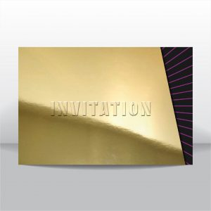 Premium invitation card - Customised Invitation card